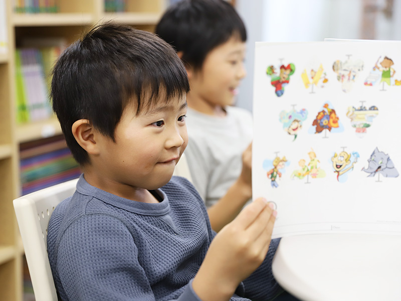 年齢や段階に応じて子供にフィットする環境(受講生の声)
