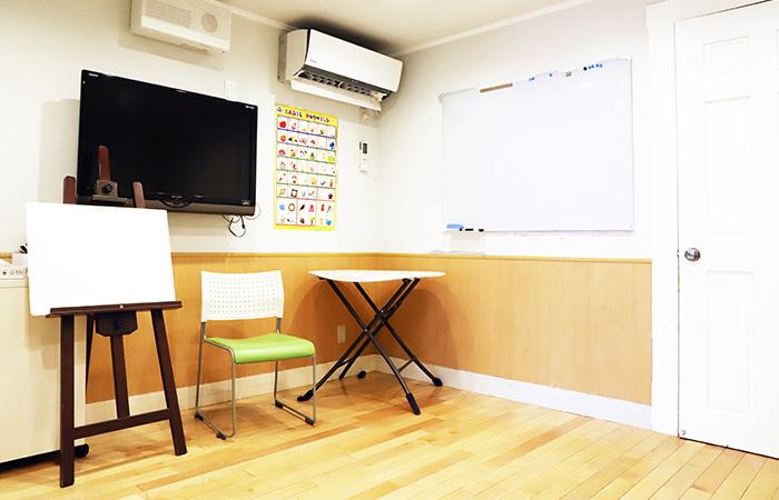 レッスン回数について(教室の風景)