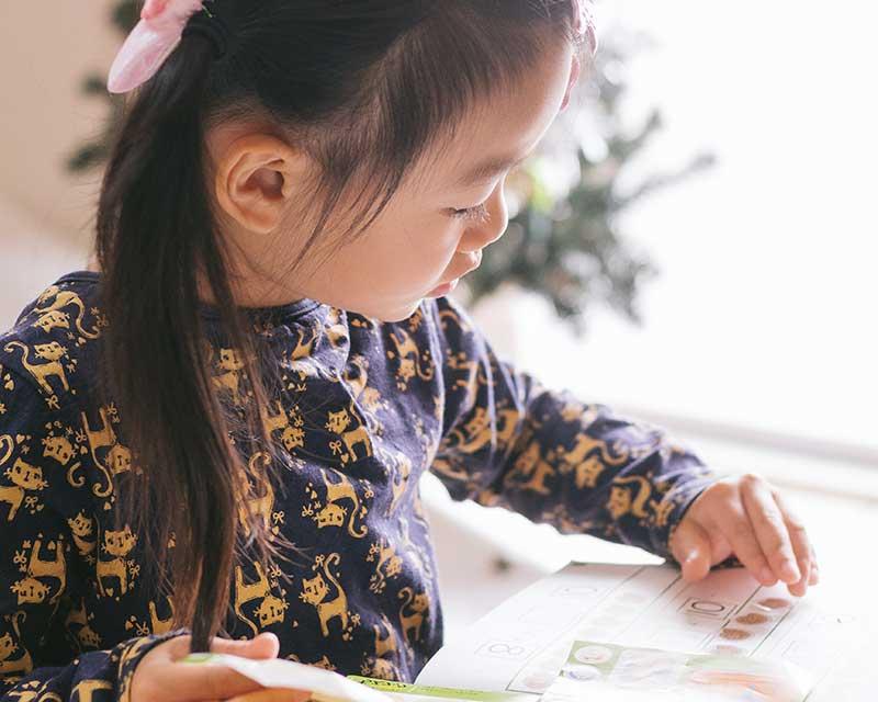 英語の環境さえ与えられるなら、お子さんたちは英語を話せるようになります。