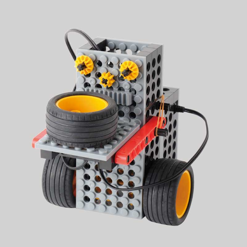 ロボット教室の制作事例