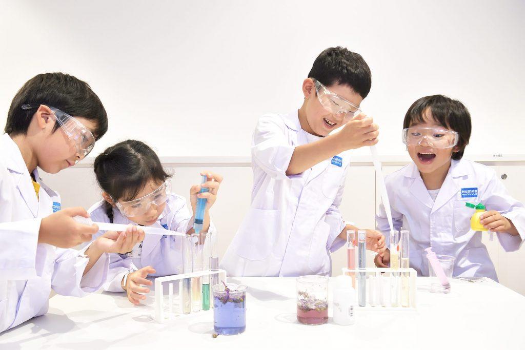 サイエンス教室(STEM教育とは?)